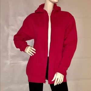 Cotton Hoodie Jackets With zipper